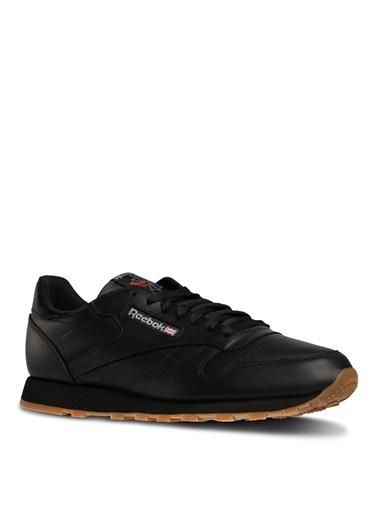 Reebok Reebok Classic Leather Lıfestyle Ayakkabı Siyah